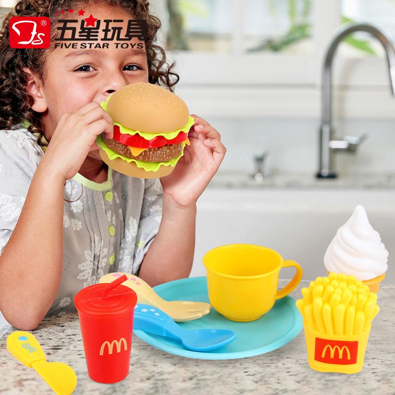 M38007 麦当劳套餐