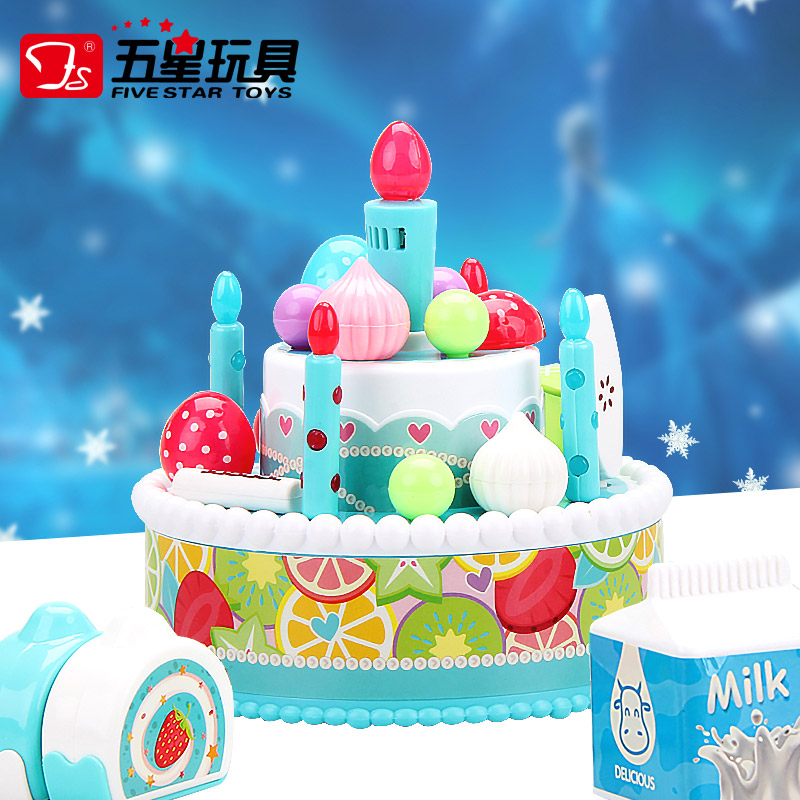 38102 冰雪小蛋糕